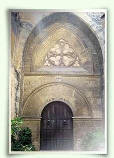 Porta Exterior